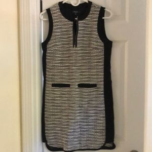Madewell Twilled thick mini Dress